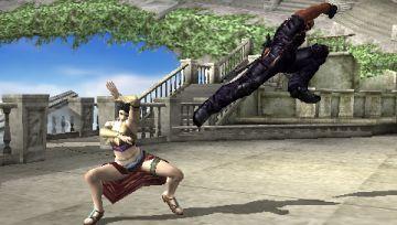 Immagine -2 del gioco Tekken 6 per PlayStation PSP