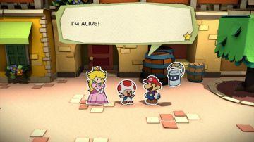 Immagine -15 del gioco Paper Mario: Color Splash per Nintendo Wii U