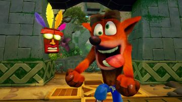 Immagine 0 del gioco Crash Bandicoot N. Sane Trilogy per Playstation 4