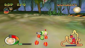 Immagine -1 del gioco Pac-Man World Rally per PlayStation PSP