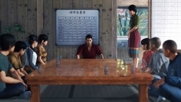 Immagine -2 del gioco Yakuza 6: The Song of Life per Playstation 4
