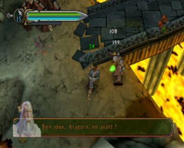 Immagine -3 del gioco Il Signore degli Anelli: L'Avventura di Aragorn per Playstation 2