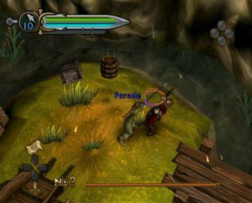 Immagine -1 del gioco Il Signore degli Anelli: L'Avventura di Aragorn per PlayStation 2