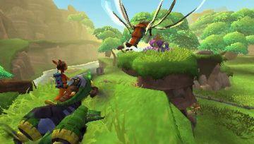 Immagine -1 del gioco Daxter per PlayStation PSP