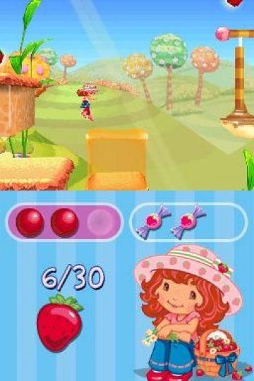 Immagine -5 del gioco Strawberry Shortcake - The Four Seasons Cake per Nintendo DS