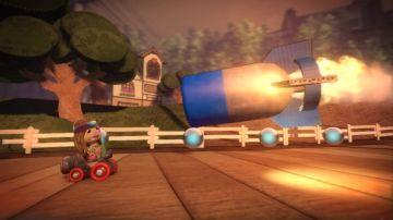 Immagine -4 del gioco LittleBigPlanet Karting per PlayStation 3