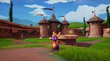 Immagine -7 del gioco Spyro Reignited Trilogy per PlayStation 4