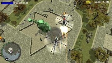 Immagine -5 del gioco Grand Theft Auto: Chinatown Wars per PlayStation PSP