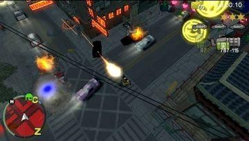Immagine -3 del gioco Grand Theft Auto: Chinatown Wars per PlayStation PSP