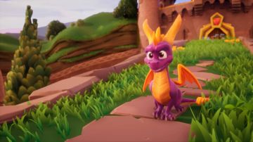 Immagine -8 del gioco Spyro Reignited Trilogy per PlayStation 4