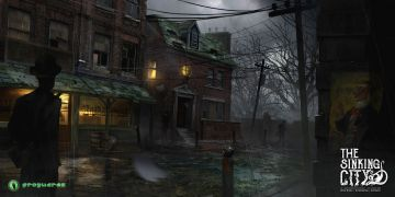 Immagine -3 del gioco The Sinking City per Xbox One
