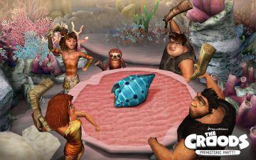 Immagine -5 del gioco I Croods: Festa Preistorica per Nintendo DS