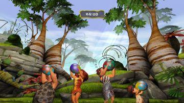 Immagine -2 del gioco I Croods: Festa Preistorica per Nintendo DS