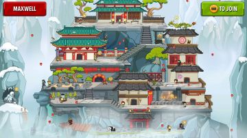 Immagine -2 del gioco Scribblenauts: Showdown per Xbox One