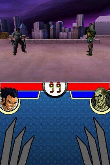 Immagine -10 del gioco Marvel Nemesis: L'Ascesa degli Esseri Imperfetti per Nintendo DS
