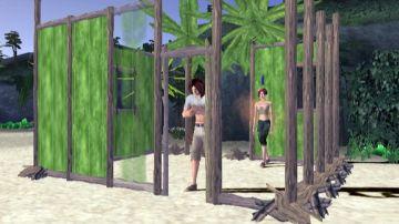 Immagine -5 del gioco The Sims 2: Island per PlayStation PSP