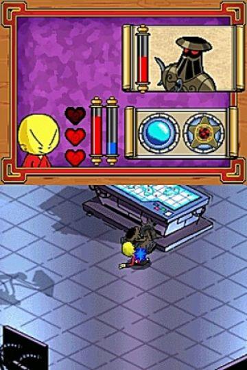Immagine -1 del gioco Xiaolin Showdown per Nintendo DS