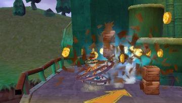 Immagine -3 del gioco Crash Tag Team Racing per PlayStation PSP