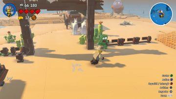 Immagine 0 del gioco LEGO Worlds per PlayStation 4