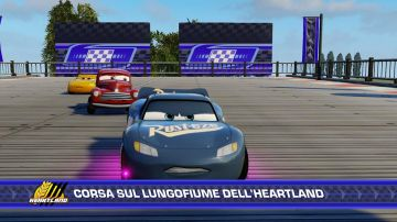 Immagine -5 del gioco Cars 3: In gara per la vittoria per Xbox 360