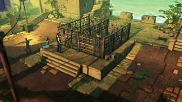Immagine -3 del gioco Jagged Alliance: Rage per PlayStation 4