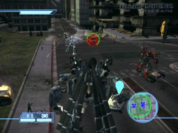 Immagine -12 del gioco Transformers: The Game per Nintendo Wii