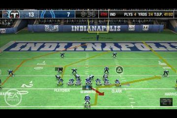 Immagine -5 del gioco Madden NFL 08 per PlayStation PSP