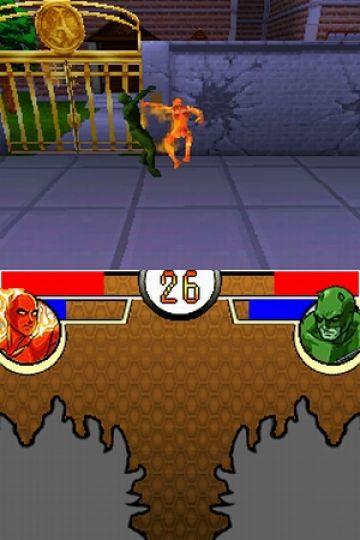 Immagine -16 del gioco Marvel Nemesis: L'Ascesa degli Esseri Imperfetti per Nintendo DS
