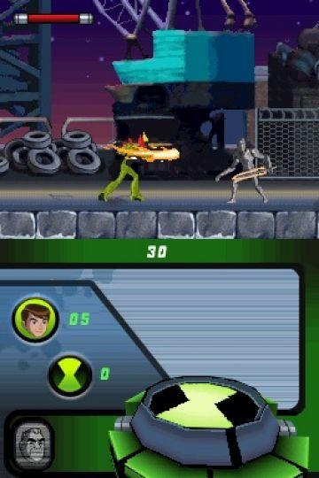 Immagine -1 del gioco Ben 10: Alien Force - The Game per Nintendo DS