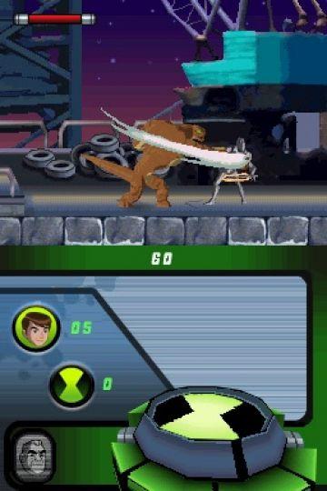 Immagine 0 del gioco Ben 10: Alien Force - The Game per Nintendo DS