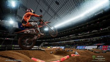 Immagine -1 del gioco Monster Energy Supercross - The Official Videogame per Playstation 4