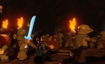 Immagine -1 del gioco LEGO Lo Hobbit per Nintendo Wii U