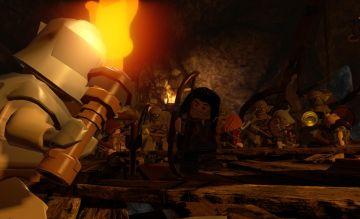 Immagine -2 del gioco LEGO Lo Hobbit per Nintendo Wii U