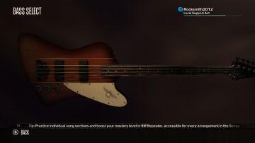 Immagine -3 del gioco Rocksmith per Xbox 360