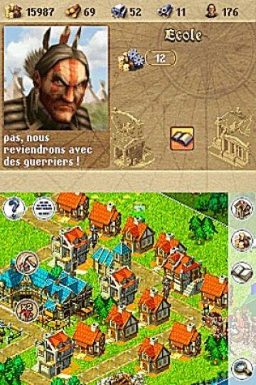 Immagine -5 del gioco Anno 1701 - Agli Albori delle Scoperte per Nintendo DS