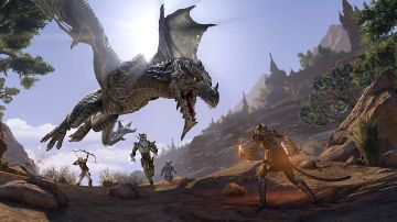 Immagine -3 del gioco The Elder Scrolls Online: Elsweyr per PlayStation 4