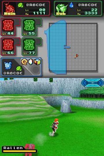 Immagine -5 del gioco Spectrobes: Oltre i Portali per Nintendo DS