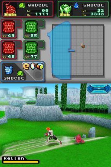 Immagine -4 del gioco Spectrobes: Oltre i Portali per Nintendo DS
