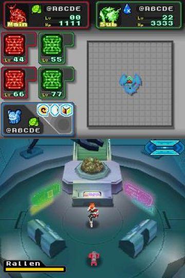 Immagine -3 del gioco Spectrobes: Oltre i Portali per Nintendo DS