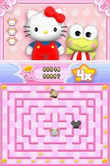 Immagine -2 del gioco Hello Kitty: Big City Dreams per Nintendo DS