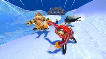 Immagine -3 del gioco Mario & Sonic ai Giochi Olimpici invernali di Sochi 2014 per Nintendo Wii U