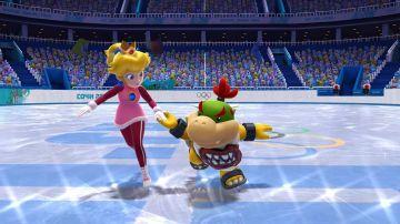Immagine -2 del gioco Mario & Sonic ai Giochi Olimpici invernali di Sochi 2014 per Nintendo Wii U
