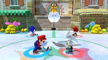 Immagine 0 del gioco Mario & Sonic ai Giochi Olimpici invernali di Sochi 2014 per Nintendo Wii U