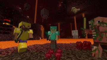 Immagine -4 del gioco Minecraft per Nintendo Wii U