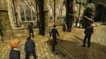 Immagine -2 del gioco Harry Potter e l'Ordine della Fenice per Xbox 360