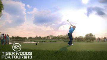 Immagine -5 del gioco Tiger Woods PGA Tour 13: The Masters per PlayStation 3