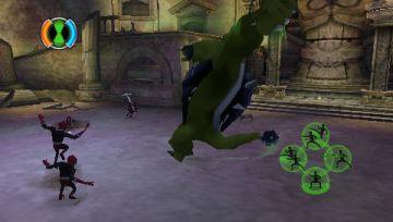 Immagine -6 del gioco Ben 10: Ultimate Alien: Cosmic Destruction per PlayStation PSP