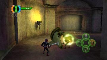 Immagine -5 del gioco Ben 10: Ultimate Alien: Cosmic Destruction per PlayStation PSP