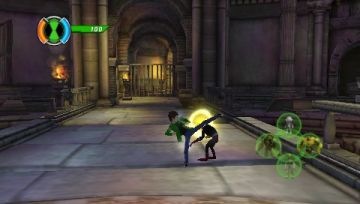 Immagine -4 del gioco Ben 10: Ultimate Alien: Cosmic Destruction per PlayStation PSP