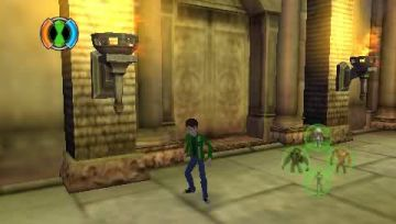 Immagine -3 del gioco Ben 10: Ultimate Alien: Cosmic Destruction per PlayStation PSP